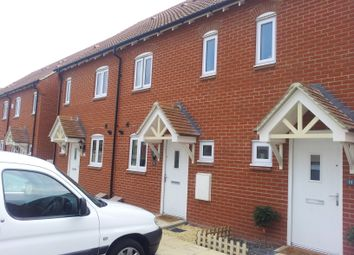 Thumbnail 2 bed terraced house to rent in Nightingale Way, Didcot, Oxon