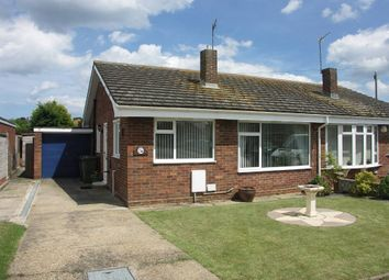 Thumbnail 2 bedroom semi-detached bungalow to rent in Upper Grange Crescent, Caister-On-Sea, Great Yarmouth