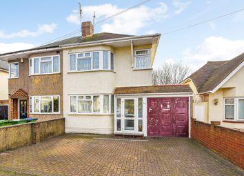 Pinnacle Hill, Bexleyheath DA7. 3 bed semi-detached house for sale