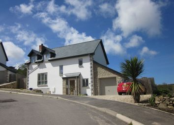Thumbnail 3 bed detached house for sale in Furze Croft, Nancledra, Penzance