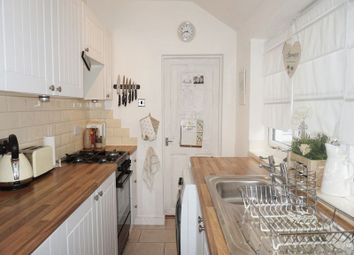 Thumbnail 2 bed terraced house for sale in St Aidans Street, Tunstall, Stoke-On-Trent, Staffordshire