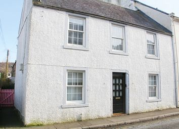 Thumbnail 4 bed end terrace house for sale in High Street, Kirkcudbright