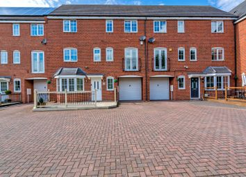 Thumbnail 5 bed town house for sale in Barlow Avenue, Tamworth