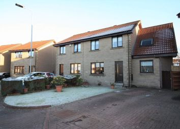 Thumbnail 5 bed semi-detached house for sale in Carpenters Wynd, Alloa