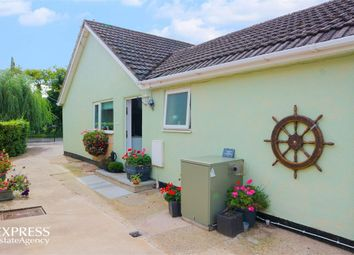 Thumbnail 2 bed semi-detached bungalow for sale in Mill Lane, Saltfleet, Louth, Lincolnshire