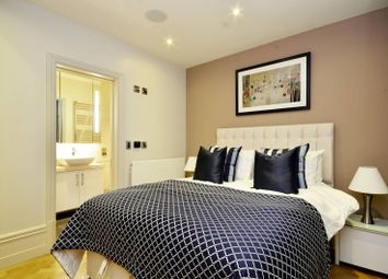 Thumbnail 1 bed flat to rent in Marylebone Road, Regent's Park, London