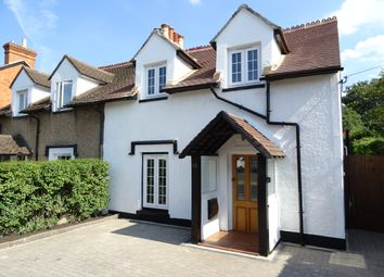 Thumbnail 3 bed cottage for sale in Church Road, Addlestone