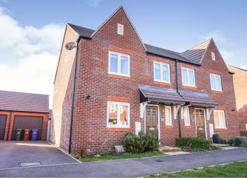 4 bed semi-detached house for sale in Dacey Drive, Bicester OX25
