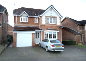 Thumbnail 4 bed property for sale in Brayton Drive, Woodfield Plantation, Doncaster