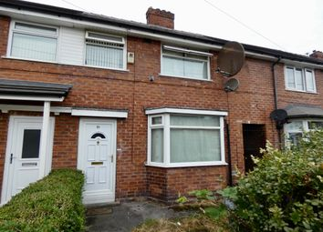 3 bed terraced house for sale in Shelford Avenue, Manchester M18