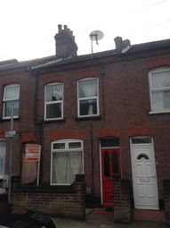 3 bed terraced house for sale in Reginald Street, Luton, Bedfordshire LU2