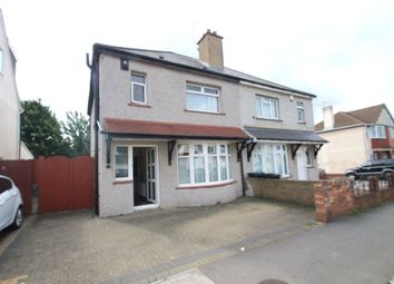 Thumbnail 3 bed semi-detached house to rent in St. Marks Avenue, Northfleet, Gravesend, Kent