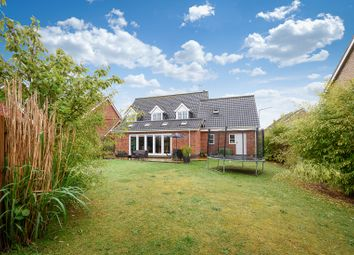 Thumbnail 5 bed detached house for sale in Old Farm Road, Beccles