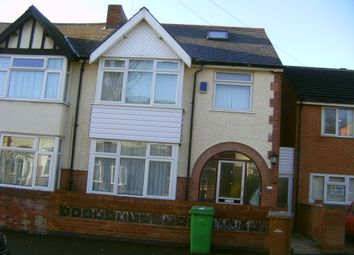 Thumbnail 6 bed terraced house to rent in Allington Avenue, Nottingham