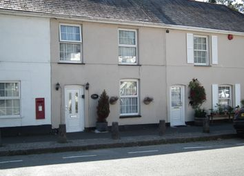 Thumbnail 2 bed cottage to rent in Fore Street, Hessenford