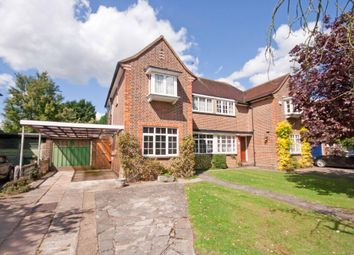 3 bed semi-detached house for sale in Hallam Gardens, Hatch End, Middlesex HA5
