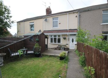 2 bed terraced house for sale in Burn Place, Willington, Crook DL15