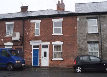 Thumbnail 2 bed terraced house to rent in Whitemoor Road, Nottingham