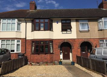 Thumbnail 3 bed terraced house for sale in Greenfield Road, Northampton