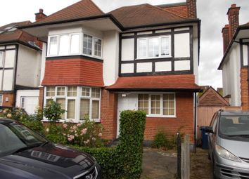Thumbnail 4 bed detached house to rent in Queens Gardens, Hendon