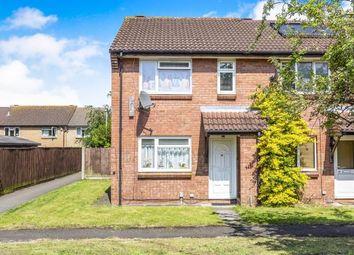 Thumbnail 3 bedroom end terrace house for sale in St. Peters Close, Cheltenham, Gloucestershire, Uk