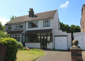 Thumbnail 3 bed semi-detached house for sale in Ravenmeols Lane, Formby, Liverpool