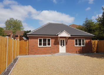 Thumbnail 3 bed bungalow for sale in Freehold Road, Ipswich
