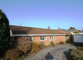Thumbnail 2 bed detached bungalow for sale in Calday Grange Close, Grammar School Lane, West Kirby, Wirral
