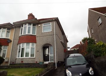 Thumbnail 3 bedroom semi-detached house for sale in 82 Townhill Road, Cockett, Swansea