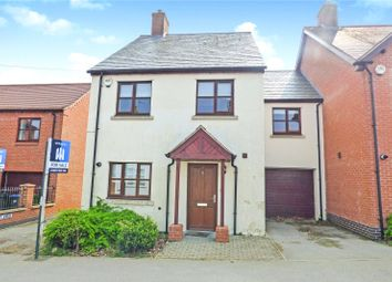 Thumbnail 5 bed detached house to rent in Mount View, The Mount, Dunton Bassett, Lutterworth