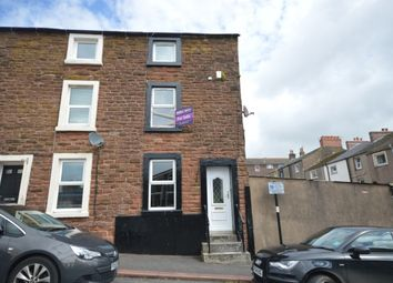 Thumbnail 3 bed terraced house to rent in Kirkby Street, Maryport