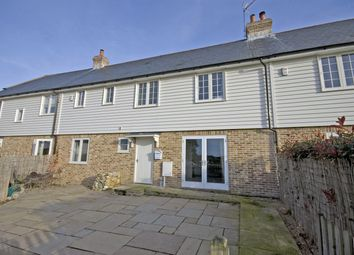 Thumbnail 3 bed terraced house for sale in Royal Oak Close, Beckley, Rye