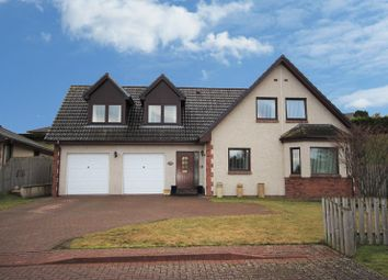 Thumbnail 4 bed detached house for sale in 23 Lochloy Crescent, Nairn