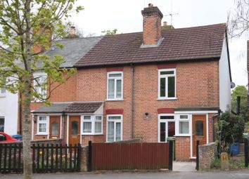 Thumbnail 2 bed semi-detached house for sale in Guildford Road West, Farnborough