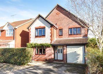 Thumbnail 4 bed detached house for sale in Field View, Knightwood Park, Chandlers Ford, Hampshire