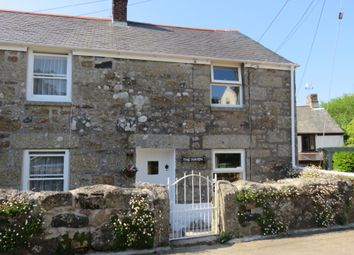 Thumbnail 2 bed cottage to rent in Tredavoe, Penzance