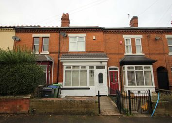 Thumbnail 2 bed terraced house to rent in Loxley Road, Bearwood, West Midlands