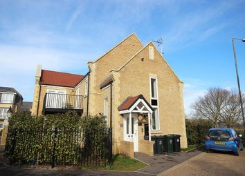 Thumbnail 2 bed maisonette for sale in Chapel Drive, Dartford