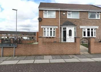 Thumbnail 4 bed end terrace house for sale in Easedale Walk, Kirkby, Liverpool
