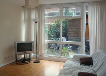 Thumbnail 4 bed flat to rent in Condell Road, London
