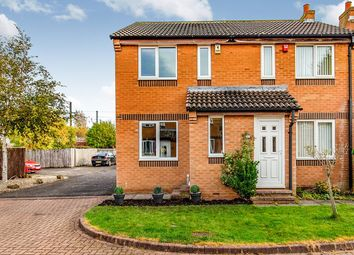 Thumbnail 2 bed semi-detached house for sale in Gainsborough Court Smithfield Road, Darlington
