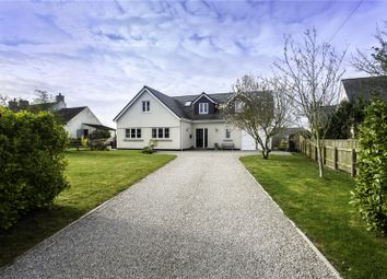 Thumbnail 4 bed detached house for sale in Bowling Green Lane, Manfield, Darlington, County Durham