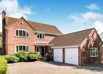Thumbnail 4 bed detached house for sale in Mill Drove South, Cowbit, Spalding