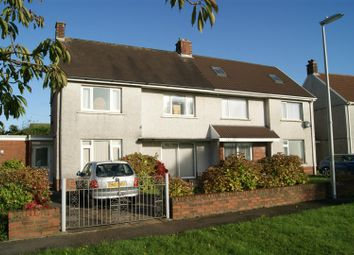 Thumbnail 3 bed semi-detached house for sale in Golf Road, Aberavon, Port Talbot