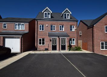 Thumbnail 3 bed semi-detached house for sale in Spinners Drive, Whitworth, Rochdale