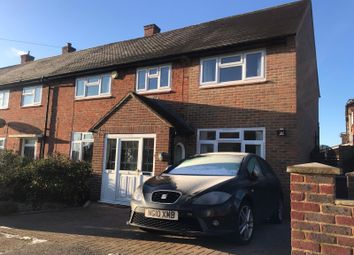 Thumbnail 4 bed end terrace house for sale in Colson Road, Loughton, Essex