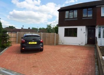 Thumbnail 3 bed end terrace house to rent in Warren Drive South, Tolworth
