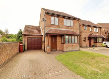 Thumbnail 3 bed detached house for sale in Pear Tree Close, Epworth, Doncaster