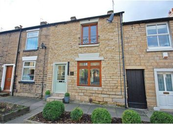 Thumbnail 3 bed terraced house for sale in Compstall Road, Marple Bridge
