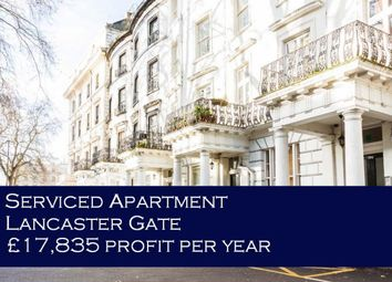 2 bed flat for sale in Sussex Gardens, London, London W2